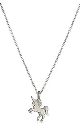 HENGSONG Halskette mit Einhorn