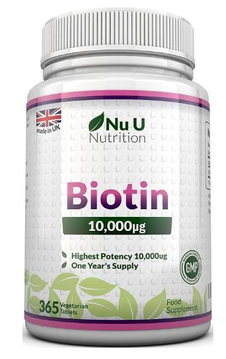 Nu U Biotin