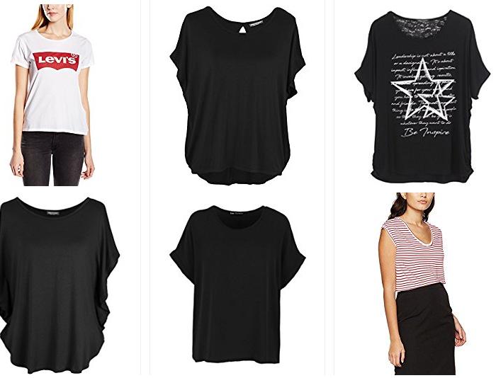 Shirts & Tops reduziert im Amazon-Sale