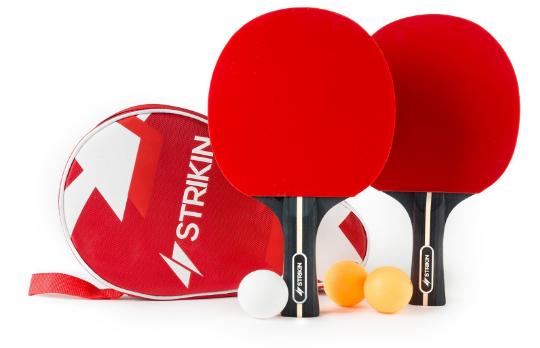 Tischtennis-Set von Strikin Sports