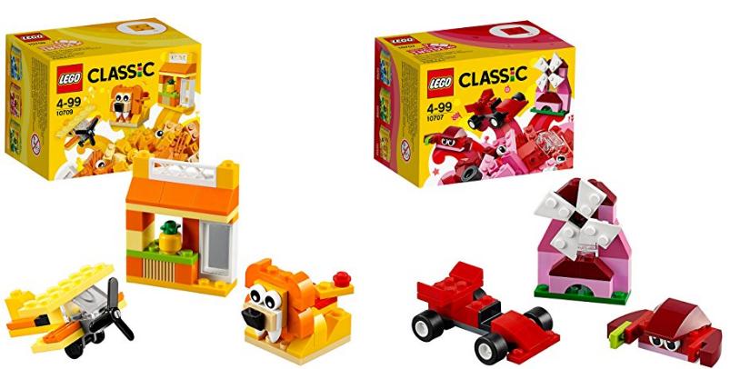 LEGO Kreativ-Sets MEGA BILLIG!