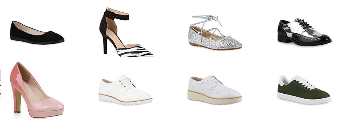 Stiefelparadies Schuhe reduziert im Amazon-Sale