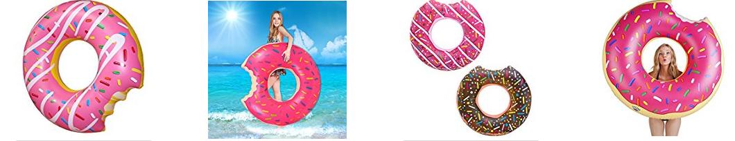 Donut-Schwimmring