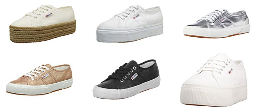 Superga Schuhe im Amazon-Sale