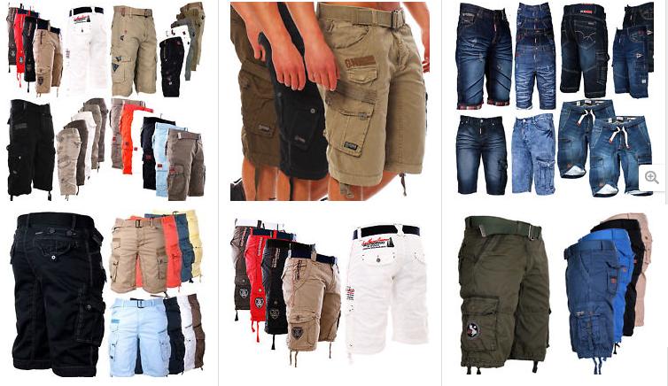 geographical norway Herren Shorts