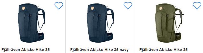 Fjällräven Abisko Rucksack