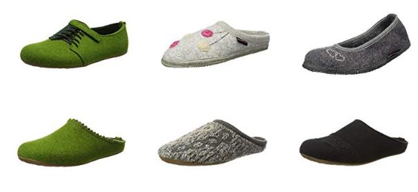 Halfinger reduzierte Schuhe im Amazon-Sale