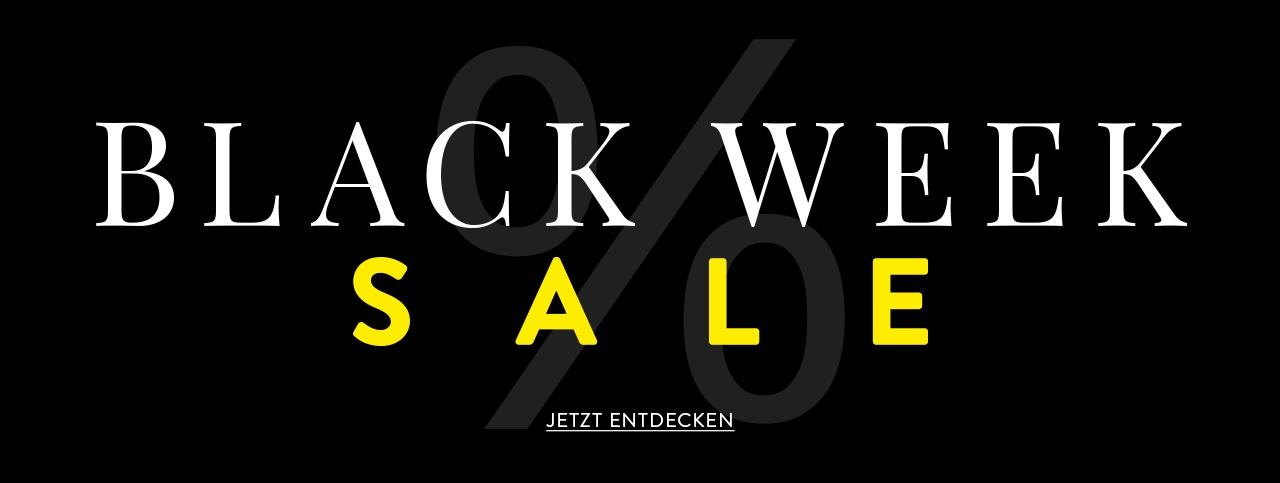 Black Week beim Versandhaus WENZ