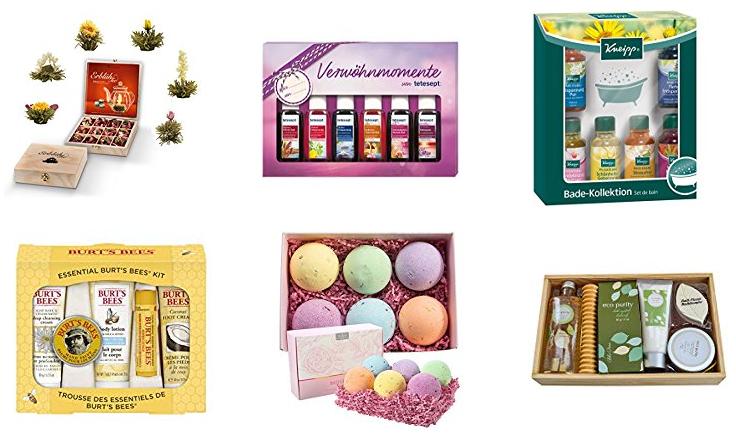 Geschenksets bei der Amazon-Drogerie