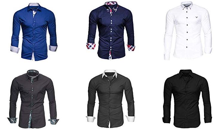 Kayhan Herren Hemden unter 20 Euro