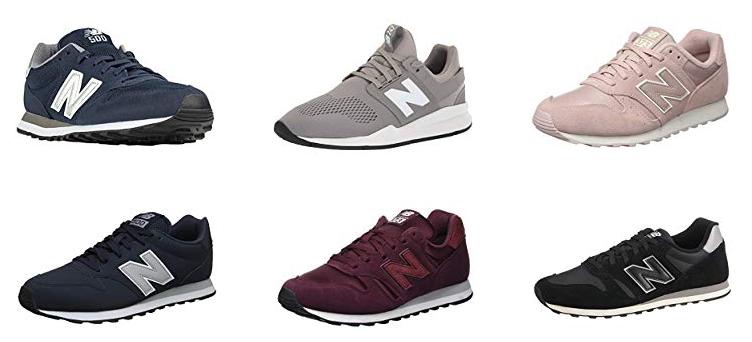 New Balance Sneaker billig und reduziert bei Amazon