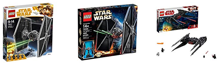 TIE Fighter von LEGO Star Wars