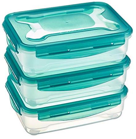 AmazonBasics - Frischhaltedosen-Set