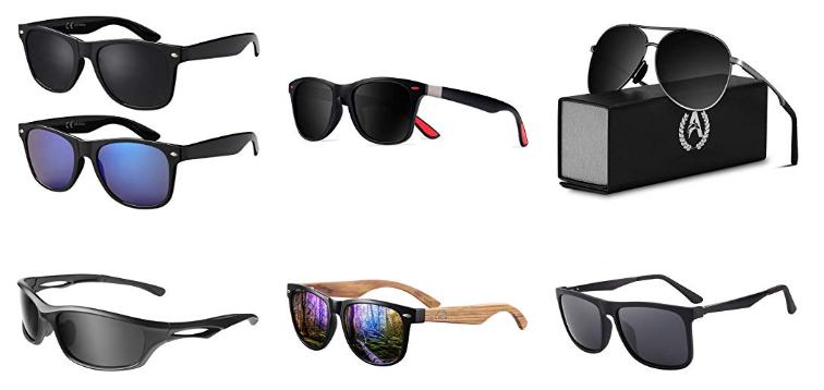 Angebote bei Amazon — Sonnenbrille UV400
