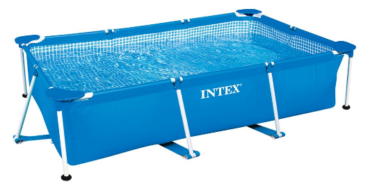 Intex Rectangular Frame Pool Aufstellpool